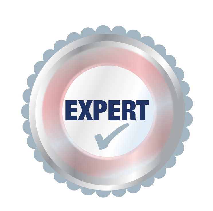 expert badge for adult day services